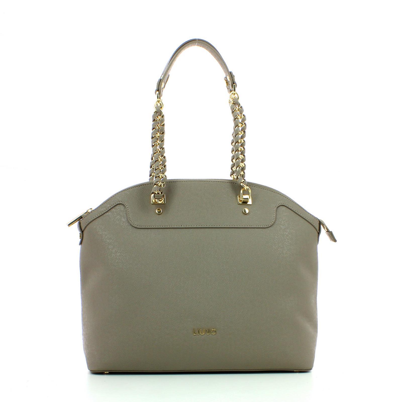 72ee50026411 Shopping Bag Anna Chain-TORTORA-UN. 817000008042. Brand. Liu Jo