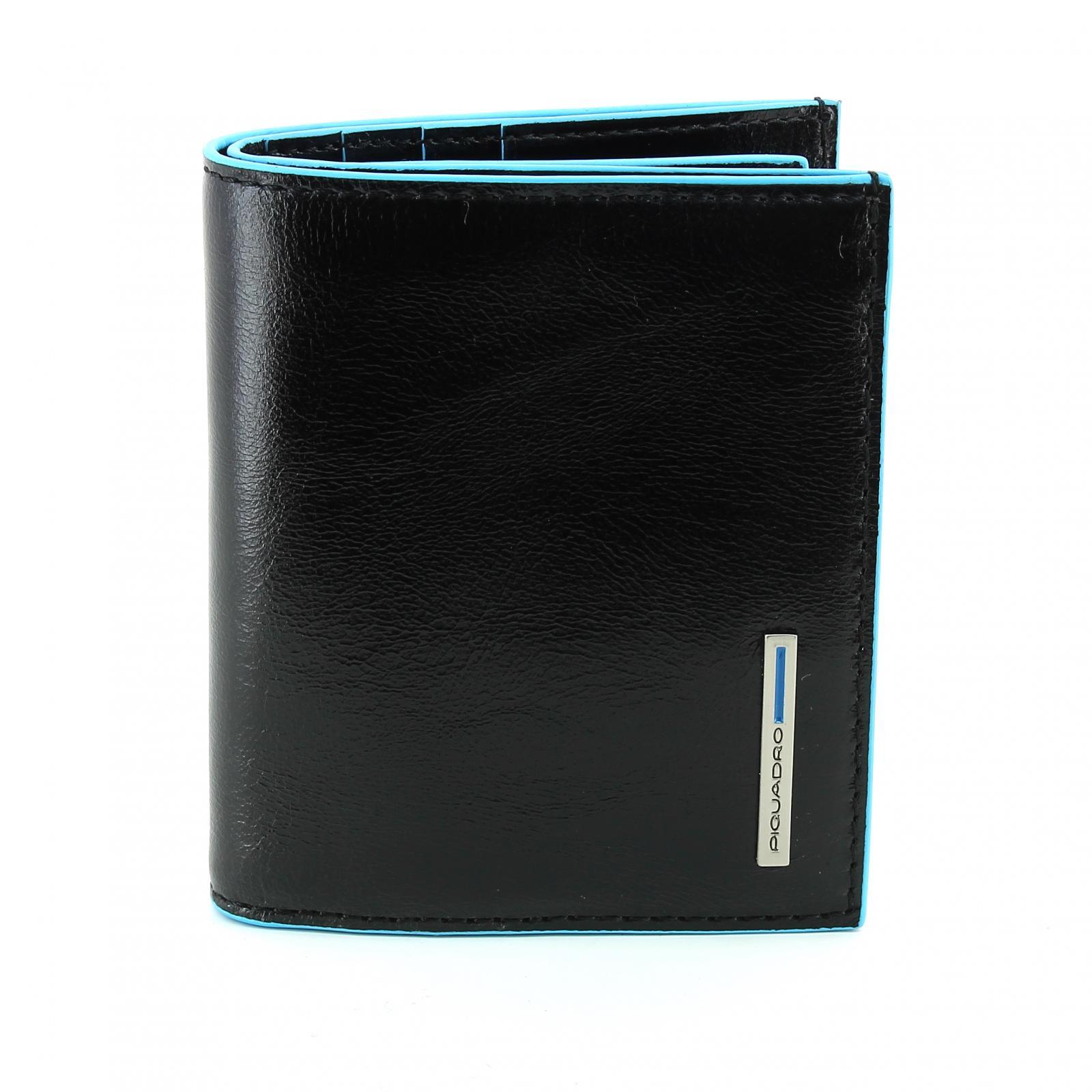 Credit Card Holder Blue Square