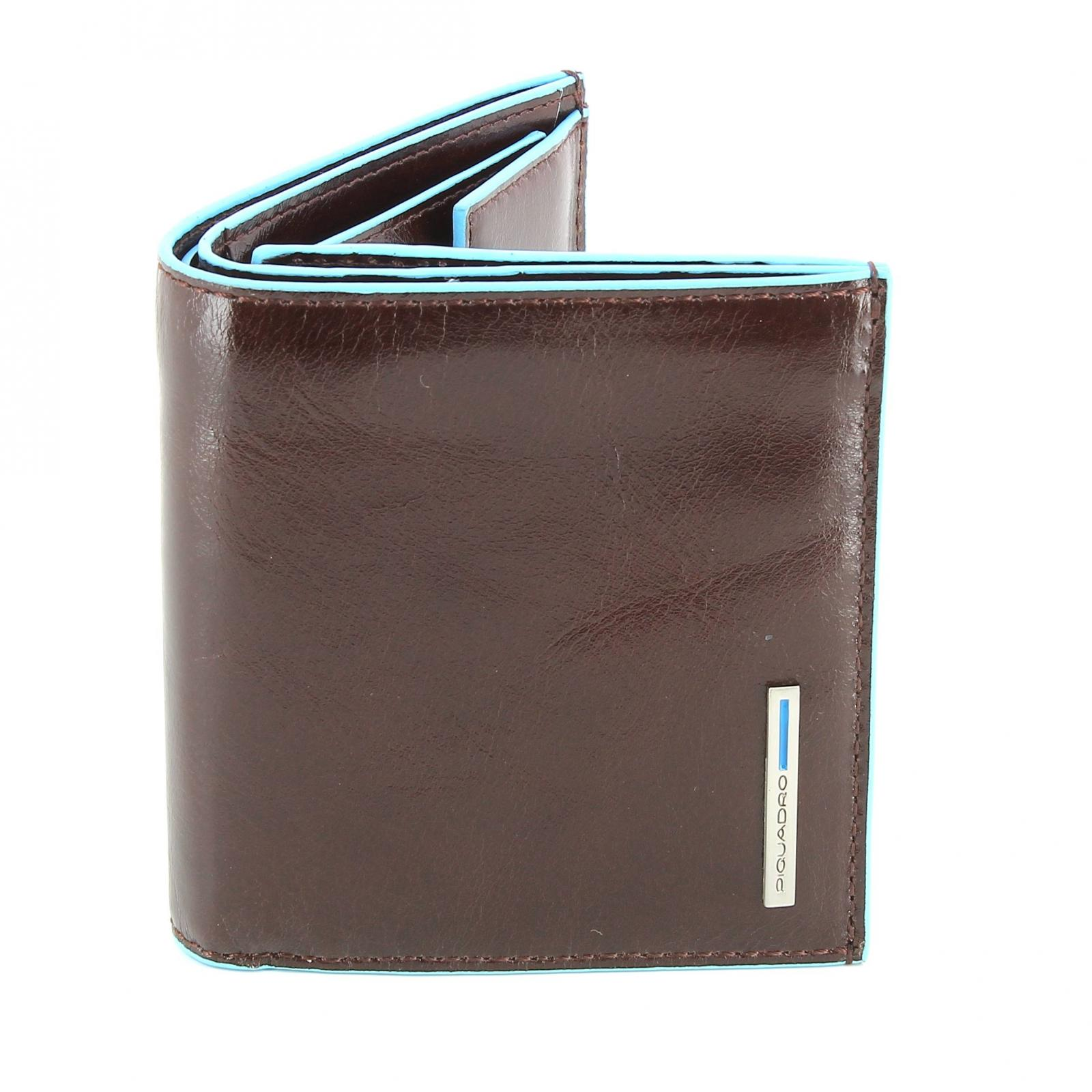 Blue Square Wallet B2