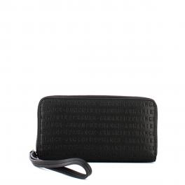 Zip Around Woman Wallet Logo - 1
