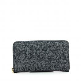 Wallet Jet Op Zip Around-GRIG./ARD/BLU/G-UN