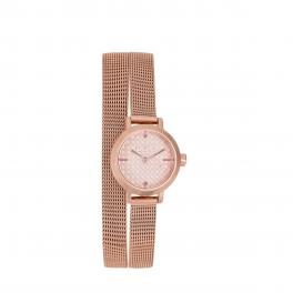 Vittoria Round Watch 21 mm-COLOR/ORO/ROSA-UN
