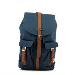 Dawson Backpack 13.0-NAVY/TAN/SYNTHE-UN