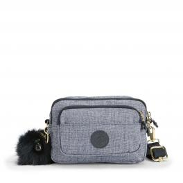Crossbody Bum Bag Multiple-COTTON/JEANS-UN